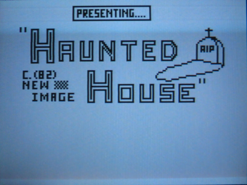 Haunted House_01 (Title Screen)