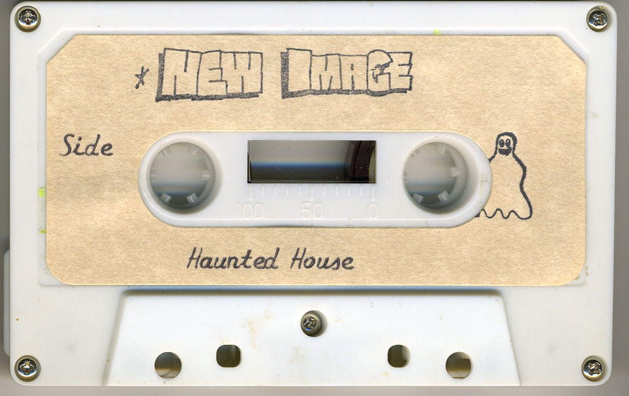 Haunted House (Tape)